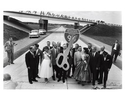 Dedication of Wisconsin's First Expressway