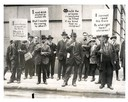 Eugenics Demonstration on Wall Street