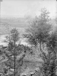 Battle of Gettysburg Panorama #1731