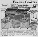 Sears Roebuck Fireless Cookers