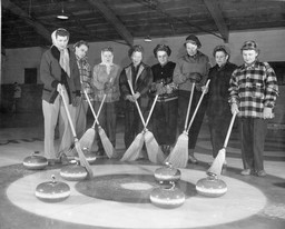 Female Curling Team