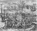 Columbus Is Sent Back to Spain a Prisoner with His Brother Bartholomew