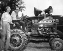 Radio Interview on Farmall Cub Tractor