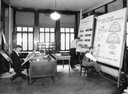 International Harvester's Agricultural Extension Chart Room