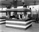 Workers at a Refreshment Stand