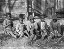 Impoverished African American Children
