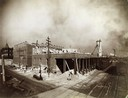 Construction of McCormick Works Twine Mill