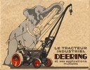 French Catalog for Deering Industrial Tractors