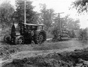 Mogul Kerosene Tractor and Austin Road Grader