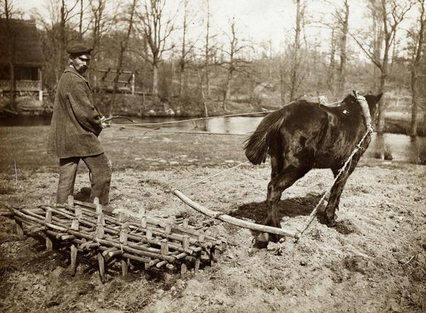 Homemade Field Drag : Homemade harrow images frompo