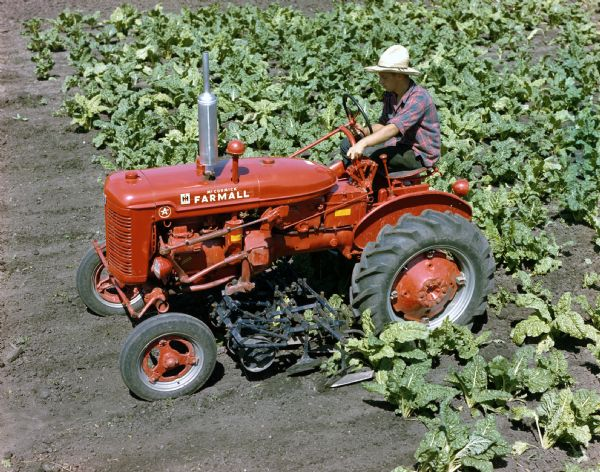 Farmall Cultivator Parts : International farmall tractor parts history and