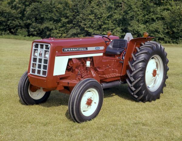 International Harvester 454 Tractor Parts : International tractors parts diagrams