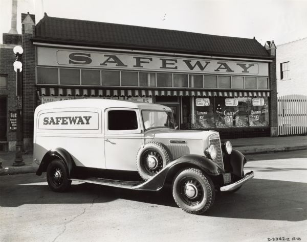 safeway essay Safeway is a bahrain based company, owned by it's managers and managed by it's owners, with no foreign ownership or outsider investment that can adversely influence corporate policies and direction.