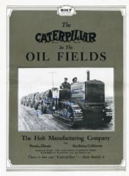 Caterpillar in the Oil Fields