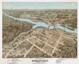 Bird's-Eye View of Peshtigo