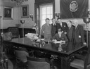 Governor Philip F. La Follette Signing Bill