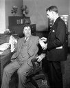 Mr. Bellam and George O'Connell