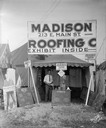 Madison Roofing Company Booth