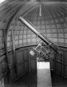 Telescope at Washburn Observatory