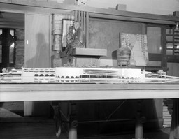Monona Terrace Model