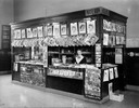 Newsstand in C. M. St. P. Depot