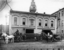 Madison's Old Central Fire Station, 1881-1904