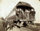 La Follette Campaign Train