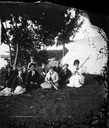 Group of Campers at McBride's Point