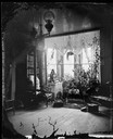 Parlor Interior of Herman Amberg Preus's Parsonage