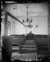 Interior of Primitive Methodist Church