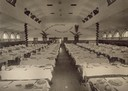 Interior of a Pima Agency Dining Hall
