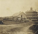 Depot and Mineral Springs Hotel
