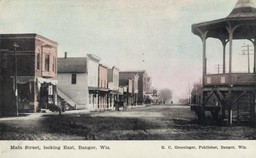 Bangor Main Street