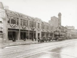 Downtown View with Fox Theatre