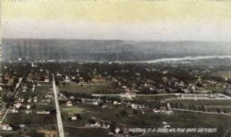 View of La Crosse