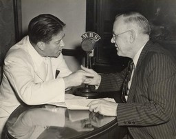 Robert M. La Follette, Jr., and William Green