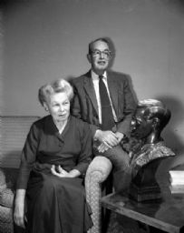 Dr. & Mrs. Thomas A. Leonard