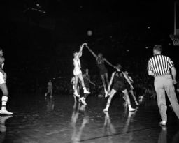 University of Wisconsin vs. Illinois Basketball Game