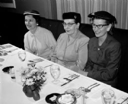 Women's Bowling Association Spring Luncheon