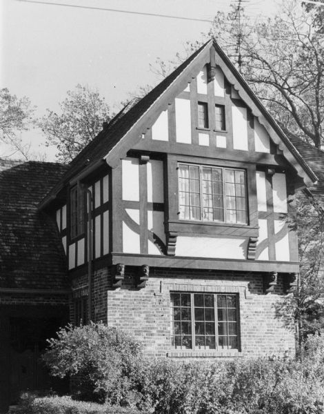 Tudor House Plans and Tudor Designs at BuilderHousePlans.com