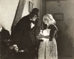 John Barrymore in <i>Dr. Jekyll and Mr. Hyde,</i> a Parmount Artcraft Picture
