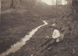 Henry A. Dahl, as a Fisherman