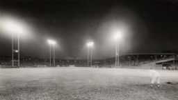 Borchert Field at Night