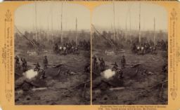General Grant Giving Orders at the Battle of Shiloh #10