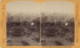 Confederate Charge on Union Troops at the Battle of Shiloh #15