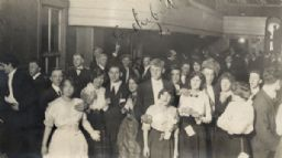 Minors in a Saloon Dance Hall