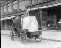 Knox-Romig Delivery Truck