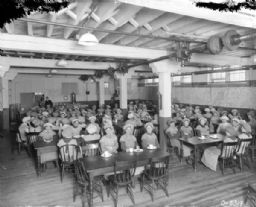 Women Workers in Osborne Works Cafeteria