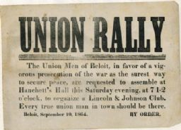 Union Rally