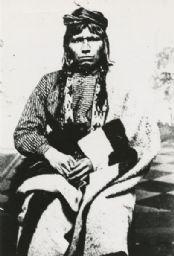 Portrait of Chief Sky.